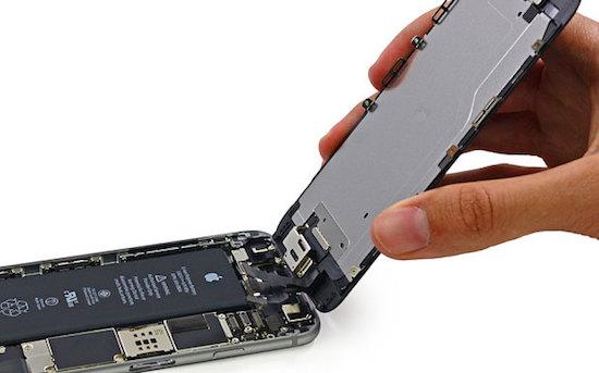 iPhone 6 langere accuduur door brandstofcel