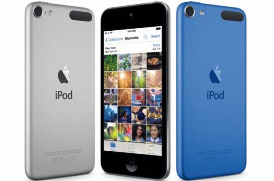 Nieuwe iPods