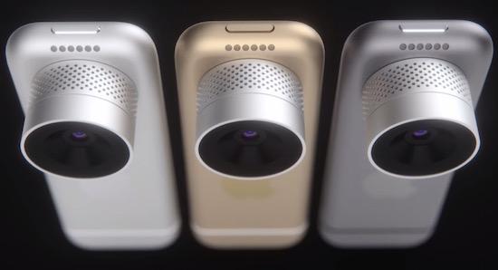 iPro: action-cam voor je iPhone