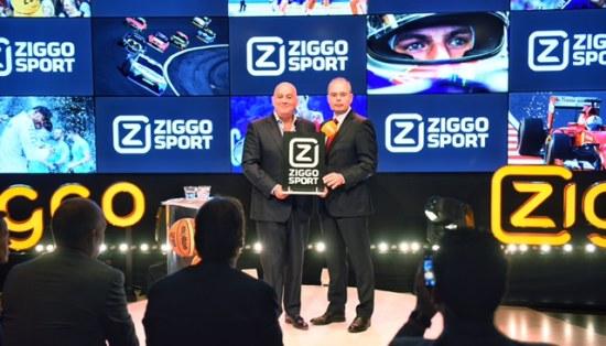 Jack van Gelder - Ziggo Sport
