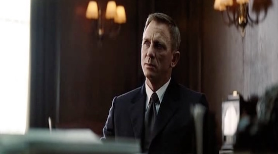 James Bond: Spectre lekt uit