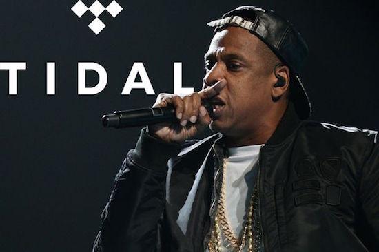 Jay Z verrast fans op Tidal