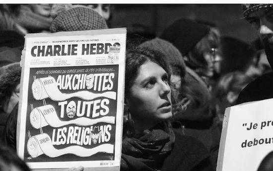 Anonymous legt jihadsite plat als vergelding op aanslag Charlie Hebdo
