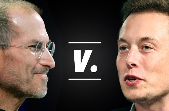 Jobs Musk