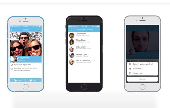 Deze app verovert in rap tempo de smartphones van tieners