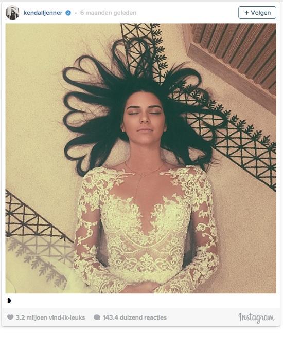 Kendall-Jenner-haar