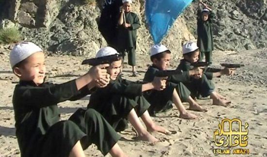 Kids terroristen