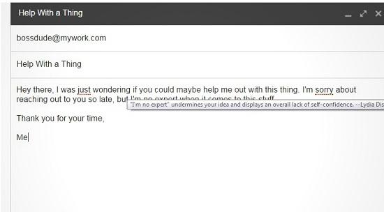 Laffe e-mail