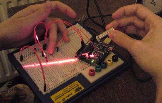 Arduino op apparata autonieuws