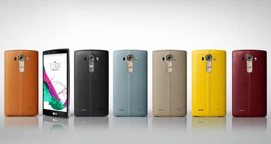 LG G4: in deze kleuren kun je 'm kopen