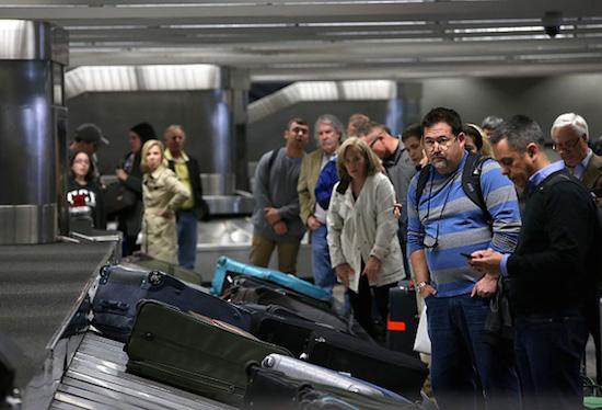 Samsung en Samsonite werken samen aan slimme bagage