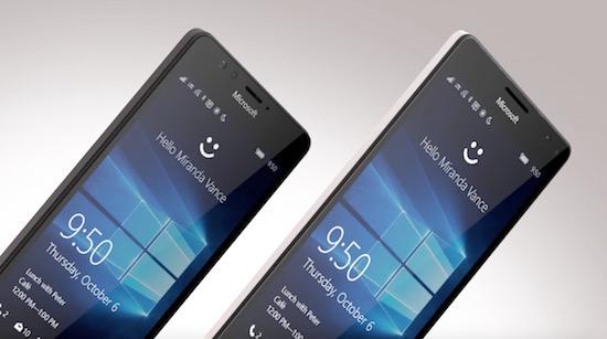Eerste windows 10-telefoons in december naar Nederland