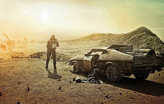 Mad Max: Fury Road is terug in de top 10