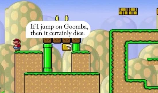 Met kunstmatige intelligentie kan Super Mario World zelf spelen