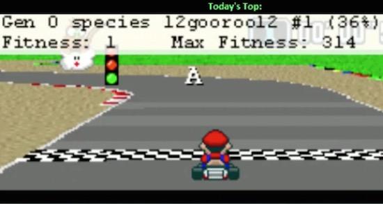 Deze computer is beter in Mario Kart dan jij