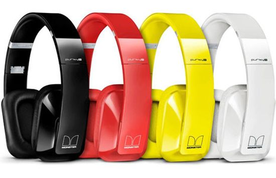Monster Headphones Kleuren