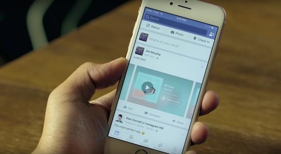 Dit is de nieuwe manier om muziek te delen op Facebook