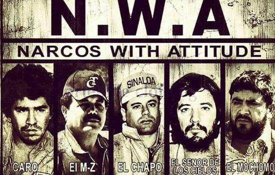 Narcos attitude