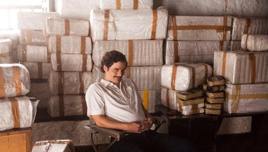 Narcos: een nieuwe serie over het leven van Pablo Escobar