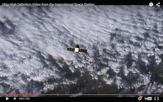 NASA YouTube still
