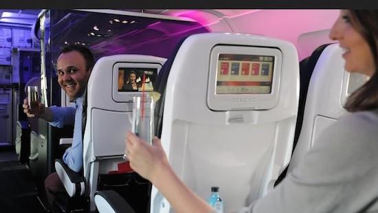 Hoera! Eindelijk Netflix kijken in het vliegtuig