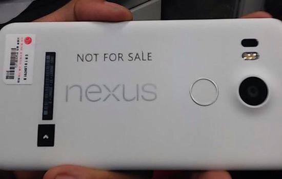 Is dit de nieuwe Nexus 5 van LG?