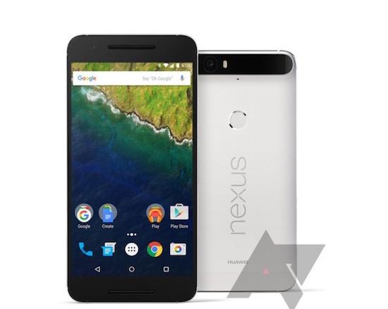 Dit is de nieuwe Nexus-telefoon van Google