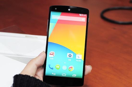 Android M zorgt voor drie keer langere accuduur Nexus 5