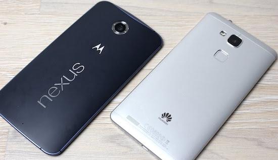 Dit zijn de specs van Huawei