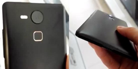 Nexus-toestel Huawei lekt uit