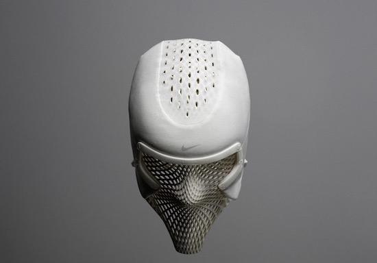 Hou je hoofd koel met dit masker van Nike