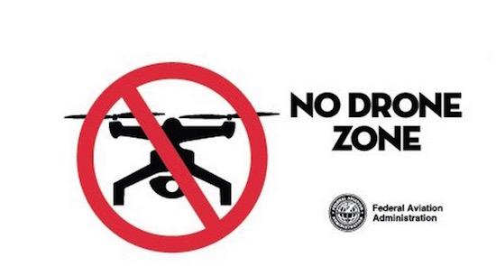 Populaire dronemaker bepaalt zelf waar drones vliegen