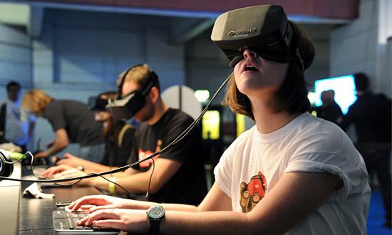 Oculus Rift begin 2016 in de verkoop