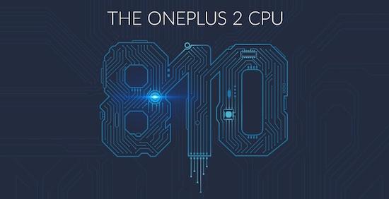 OnePlus 2 krijgt Snapdragon 810, maar overhit niet