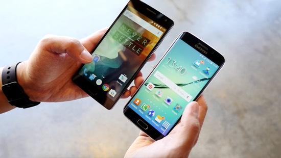 OnePlus 2 vs. Samsung Galaxy S6