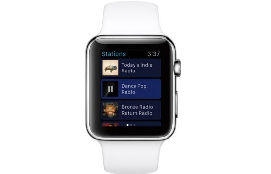 Apple Watch Pandora