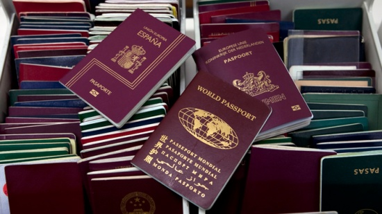 Paspoortfraude