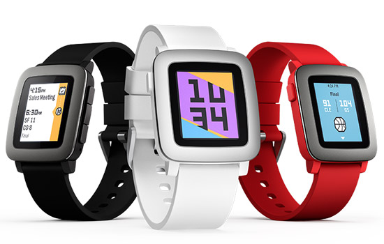 Pebble Time nu te reserveren, kost 249 euro
