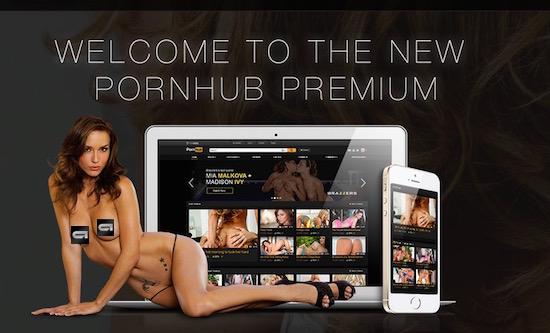 Pornhub maakt een Netflix voor porno