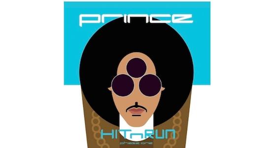 Prince nieuwe album cover