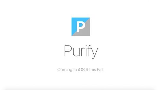 Purify werkt aan de eerste adblocker voor iOS 9