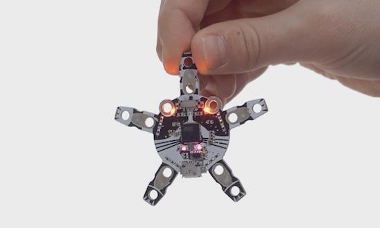 Experimenteer erop los met Quirkbot