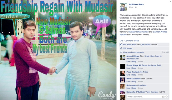 Asif Mudasir