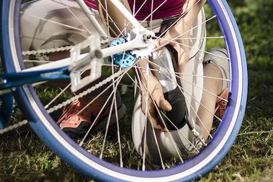 RideAir fietspomp