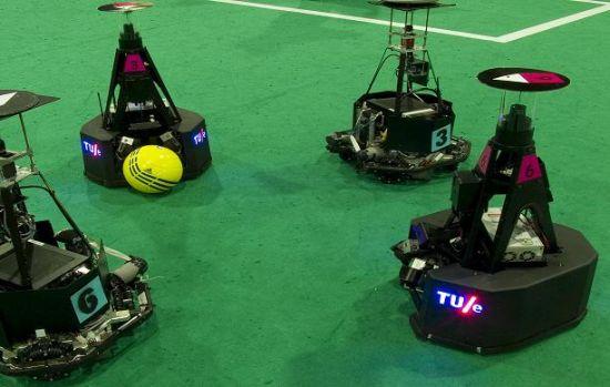 Robotvoetbal