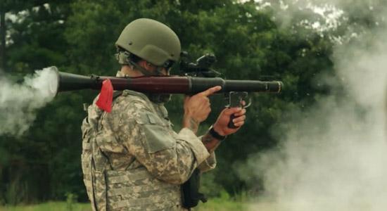 Zo werkt een RPG-7 anti-tankwapen