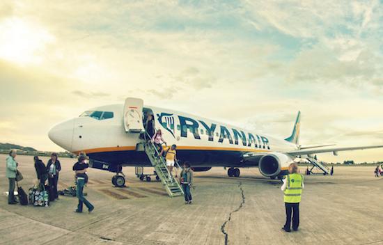 Ryanair begint dit jaar met