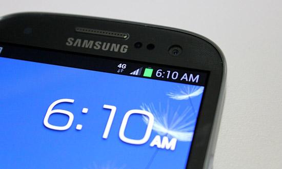 Samsung met 4G