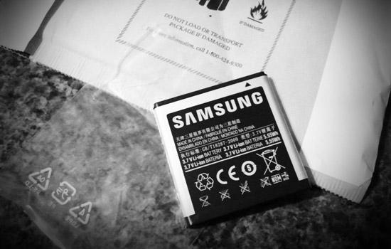 Samsung gaat capaciteit accu