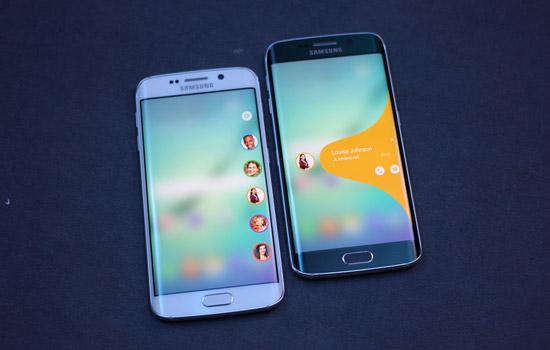 De Samsung Galaxy S6 verkoopt heel behoorlijk
